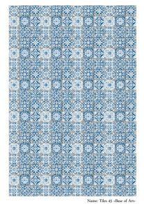 Tiles 45   30 гр/м2